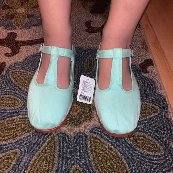 Urban Outfitters Shoes Urban Outfitters Tstrap Mary Jane Flats Poshmark